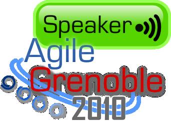 speaker Agile Grenoble 2010