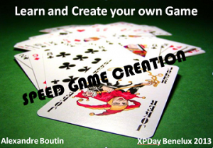 Speed Game Creation