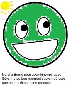 Sourire Agile Bruno